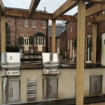 Outside Kitchen Ideas in Trafford Park 2