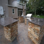 Outside Kitchen Ideas in Trafford Park 8