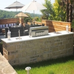 Outdoor Kitchen Plans in Acton Bridge 4