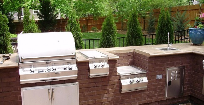 Garden Kitchen in Greater Manchester