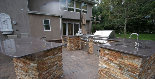 Landscaped Garden Kitchens in Greater Manchester