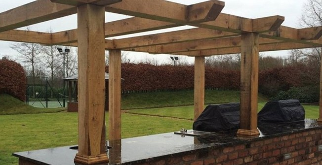 Alfresco Kitchen in Weeton